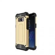 Tough Armor Υβριδική Θήκη Σιλικόνης TPU σε Συνδυαμό με Πλαστικό για Samsung Galaxy S8 Plus - Χρυσαφί