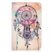 Flip Leather Stand Case for Samsung Tab A 10.1 (2016) T580 T585 - Watercolor Dream Catcher