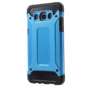 Armor Guard PC + TPU Hybrid Case for Samsung Galaxy J5 (2016) - Baby Blue