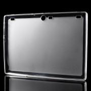Gel TPU Cover Glossy Outer Matte Inner for Lenovo TAB 2 A10-70
