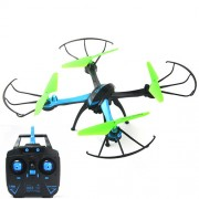 JJRC H98-3 RC Quadcopter Flying Helicopter Remote Control Drone with 0 3MP HD Camera - Green
