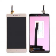 OEM LCD Screen and Digitizer Assembly for Xiaomi Redmi 3s - Gold