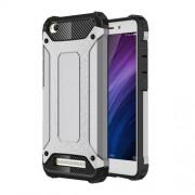 Tough Armor Υβριδική Θήκη Σιλικόνης TPU σε Συνδυαμό με Πλαστικό για Xiaomi Redmi 4a - Γκρι