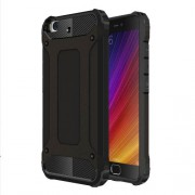 Armor Guard Plastic + TPU Hybrid Case for Xiaomi Mi 5s - Black