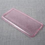 Ultra-thin Clear Flexible TPU Mobile Phone Shell for Xiaomi Mi 5s - Rose