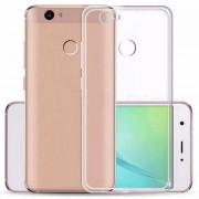 Glossy TPU Back Case Shell for Huawei Nova 5.0-inch - Transparent