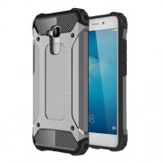 Armor PC TPU Air Cushion Back Shell for Huawei Honor 5c/Honor 7 Lite/GT3 - Grey