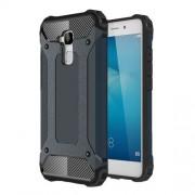Tough Armor Υβριδική Θήκη Σιλικόνης TPU σε Συνδυαμό με Πλαστικό για Huawei Honor 7 Lite / 5c / GT3 - Σκούρο Μπλε