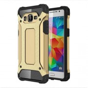 Armor Guard Plastic + TPU Combo Case for Samsung Galaxy Grand Prime SM-G530 - Gold