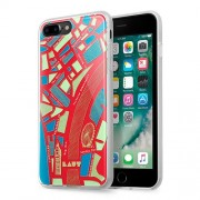 LAUT Nomad Θήκη Σιλικόνης Υψηλής Ποιότητας για iPhone 8 / 7 - Μότιβο Λονδίνο