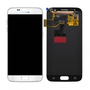 Original Samsung LCD and Digitizer Touch Screen for Samsung Galaxy S7 G930 - White (GH97-18523D)