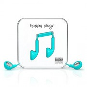 Happy Plugs Handsfree 3.5mm Cyan (7707)