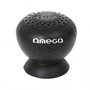 Omega Bluetooth Speaker Splashproof Black (OG46B)