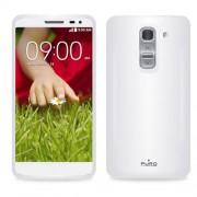 Puro Λεπτή Θήκη Σιλικόνης TPU για LG G2 mini - Λευκό (LGG2MINISTR)