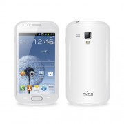 Puro Θήκη Σιλικόνης για Samsung Galaxy Trend Plus S7580 s Duos s7582 - Διάφανο (SAMSUNGS7562STR)