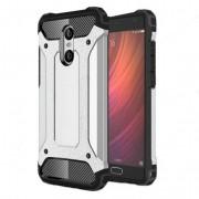 Tough Armor Υβριδική Θήκη Σιλικόνης TPU σε Συνδυαμό με Πλαστικό για Xiaomi Redmi Pro - Ασημί