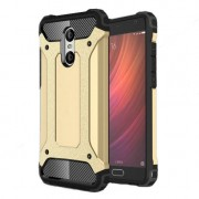 Armor Guard Plastic + TPU Protector Case for Xiaomi Redmi Pro - Gold
