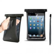 Puro Universal Αδιάβροχη Θήκη για Tablet έως 7.9inch - Μαύρο (WP3SLIMBLK)