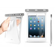 Puro Universal Αδιάβροχη Θήκη για Tablet έως 7.9inch - Λευκό (WP3SLIMWHI)