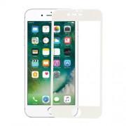 Σκληρυμένο Γυαλί (Tempered Glass) Προστασίας Οθόνης Πλήρης Κάλυψης για iPhone 7 - Λευκό