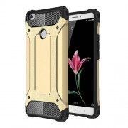 Armor PC TPU Combo Phone Shell for Xiaomi Mi Max - Gold