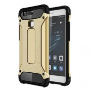 Armor Guard PC + TPU Combo Case Protector for Huawei P9 - Gold