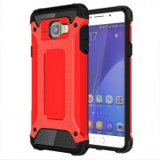 Armor PC TPU Case for Samsung Galaxy A5 SM-A510F (2016) - Red