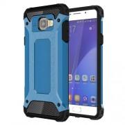 Tough Armor Υβριδική Θήκη Σιλικόνης TPU σε Συνδυαμό με Πλαστικό για Samsung Galaxy A5 SM-A510F (2016) - Γαλάζιο