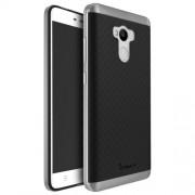 IPAKY Υβριδική Θήκη Συδυασμού Σιλικόνης TPU και Πλαστικού για Xiaomi Redmi 4 Prime / 4 Pro / 4 - Γκρι