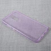 Ultra Thin TPU Protection Case Skin for Xiaomi Redmi Note 4 - Purple