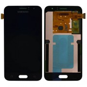 Original Samsung LCD and Digitizer Touch Screen for Samsung Galaxy J1 (2016) SM-J120 - Black (GH97-18224C)