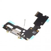 OEM Charging Port Flex Cable Replacement for iPhone 7 4.7 inch - Silver