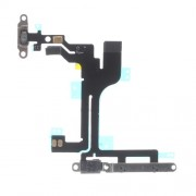 OEM Disassembly for iPhone 5c Power On/Off Flex Cable with Metal Bracket Assembly