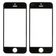 Πρόσοψη (Τζαμάκι) Υψηλής Ποιότητας για iPhone SE / 5s / 5C - Μαύρο