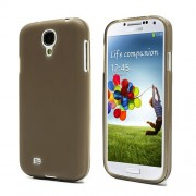 Frosted TPU Case Cover for Samsung Galaxy S4 IV i9500 i9502 i9505 - Grey