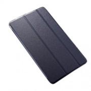 Δερμάτινη Θήκη Βιβλίο Tri-fold με Βάση Στήριξης για Samsung Galaxy Tab S 8.4 T700 T705 - Μπλε