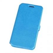 Δερμάτινη Θήκη Πορτοφόλι με Βάση Στήριξης Samsung Galaxy Grand 2 G7102 - Μπλε