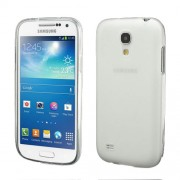 Θήκη Σιλικόνης TPU Ματ για Samsung Galaxy S4 mini I9190 I9192 I9195 - Λευκό