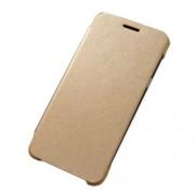 Δερμάτινη Θήκη Βιβλίο Λεπτή για Samsung Galaxy A5 SM-A500F - Σαμπανιζέ