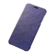 Δερμάτινη Θήκη Βιβλίο Λεπτή για Samsung Galaxy A5 SM-A500F - Σκούρο Μπλε