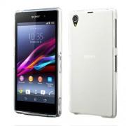 Θήκη Σιλικόνης TPU Ματ για Sony Xperia Z1 Honami C6903 C6906 C6902 C6943 L39h - Διάφανο