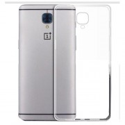 Ultrathin Glossy TPU Case Cover for OnePlus X - Transparent