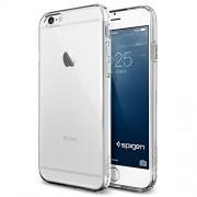 Θήκη Σιλικόνης TPU Πολύ Λεπτή Γυαλιστερή για iPhone 6 6s - Διάφανο