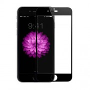 9H Full Cover Tempered Glass Screen Protective Film for iPhone 6s Plus / 6 Plus (Asashi Glass) - Black