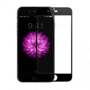 Σκληρυμένο Γυαλί (Tempered Glass) Προστασίας Οθόνης Πλήρης Κάλυψης για iPhone 6 Plus / 6s Plus 9Η (Ιαπωνικό Γυαλί Asashi) - Μαύρο