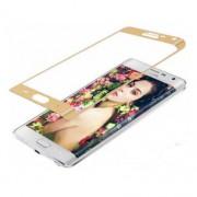 Σκληρυμένο Γυαλί (Tempered Glass) Προστασίας Οθόνης Πλήρης Κάλυψης για Samsung Galaxy Note Edge N915 (Ιαπωνικό Γυαλί Asashi) - Χρυσαφί