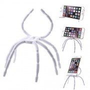 BREFFO SPIDERPODIUM Smartphone Bike Holder Grip for iPhone Samsung etc - White