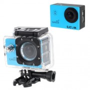 SJCAM SJ4000 12MP 1080P Full HD 1,5-inch Waterproof Sports DV Camera WiFi - Blue