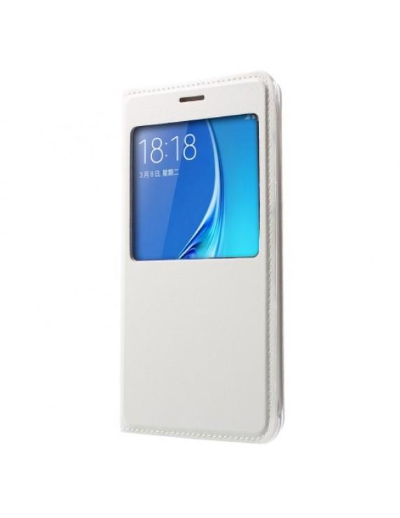 9cf71583ed Δερμάτινη Θήκη Βιβλίο Smart Cover για Samsung Galaxy J5 (2016) - Λευκό  (50005605) by stoucky.gr