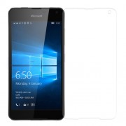 0,3mm Tempered Glass Screen Protector for Microsoft Lumia 650 / Dual SIM (Arc Edge)
